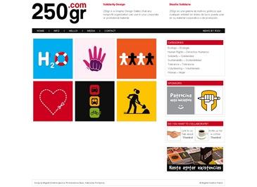 250gr.com (escreenshot)