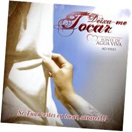 Capa do CD do Ministério de Louvor Deixa-me Tocar