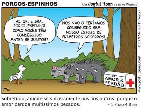Joyful 'toon_Porcupines PT
