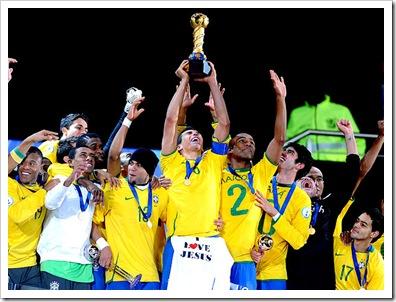 Brasil Copa das Confederações 2009 (Terra)