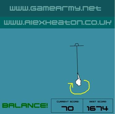 Tilt game