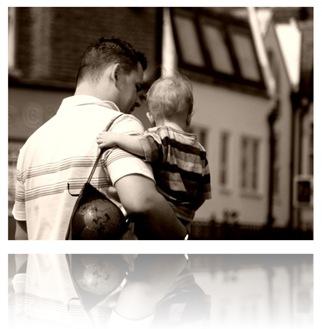 Pai e filho [Juliana Buglia em Olhares.com]
