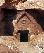 Tumba de Talpiot (1980 – Fonte: Discovery Channel)
