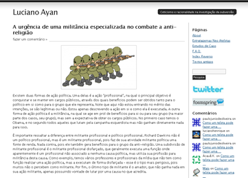 Blog do Lucioano Ayan (screenshot)