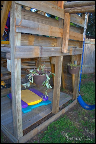 Make your own Kid's Fort