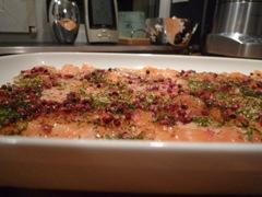 Carpaccio de saumon 018