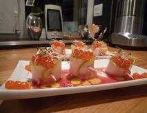 Bouchées au saumon 012