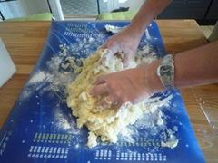 Bien travailler la pâte