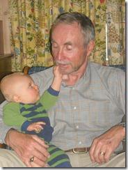 Grandpa Garff's Beard
