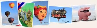 View Albuquerque Balloon Fiesta