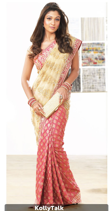 Nayantara Pothys Designer Sarees Stills and Video
