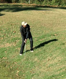 p golf