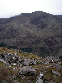 Pillar from below High Stile
