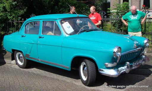 1962 - GAZ M21 Volga