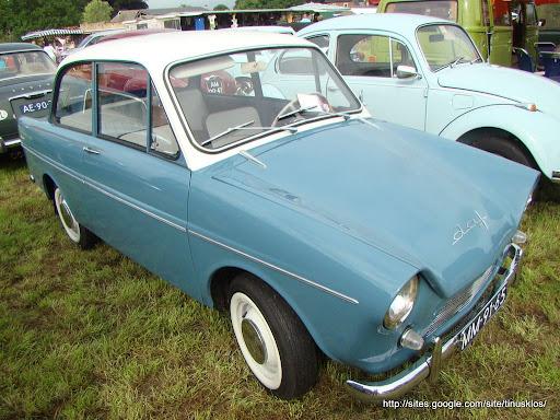1963 - Daf 600