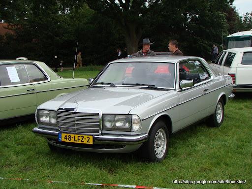 1983 - Mercedes-Benz 280 CE
