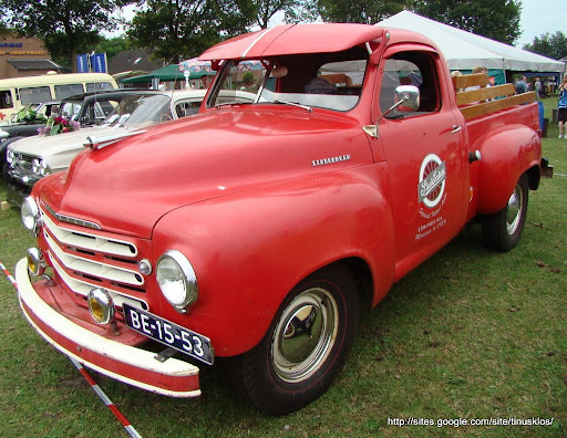 1950 - Studebaker Pick-up