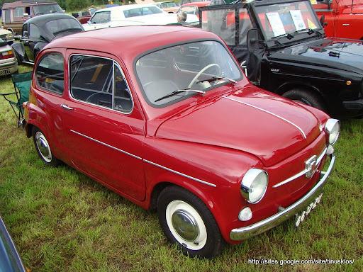 1972 - Fiat 600 E
