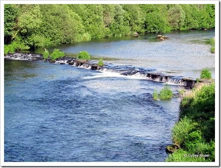 River Seiont, Llanrug.