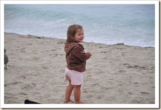 Madison Sage, Beach, Camping, San Onofre 2010