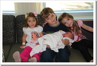 Jackson Sage, Reagan Sage, Madison Sage, Lincoln Sage
