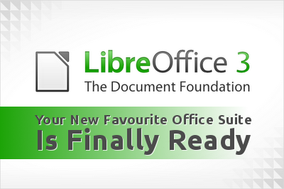 LibreOffice is Ready