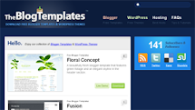 The Blog Templates