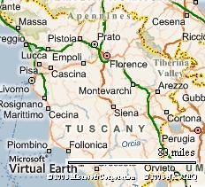 Come Arrivare a Prato