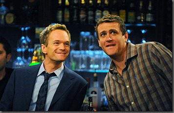 Neil Patrick Harris & Jason Segel