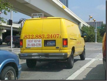 credit repair van