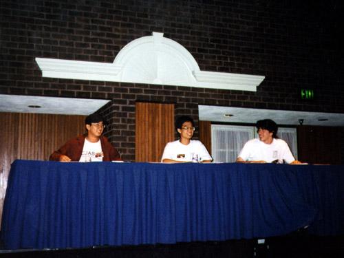 Otakon '97 game show