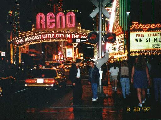 google 1997. Reno and San Francisco, 199718