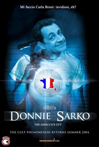 DONNIE SARKO - The GNOCCA'S CUT