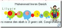 Imran Is 3