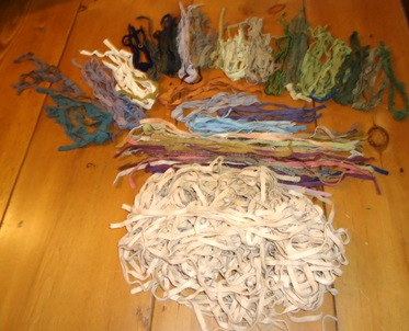 Wool Strips 1