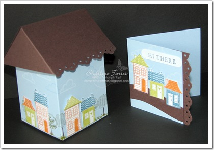 Good Neighbours box and card