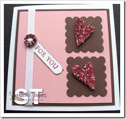 glitter heart 2