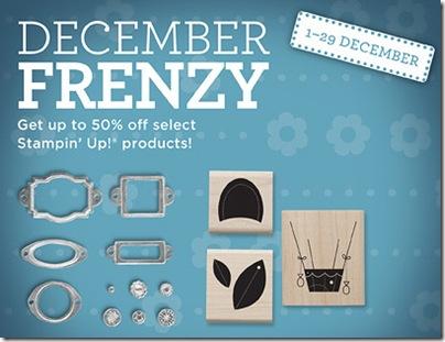 december frenzy 2