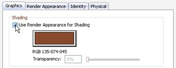 Revit Shading Color