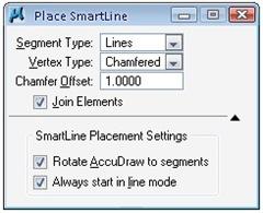 tool settings shortcuts