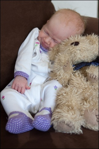 Sara 1 month teddy bear-1 Final-2