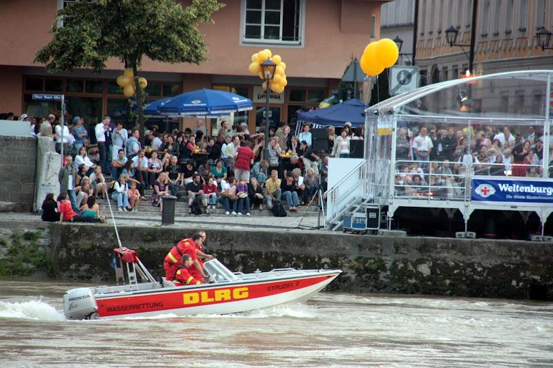 Bürgerfest-Rennen auf der Donau I