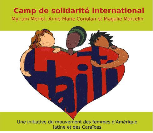 Logo de la campaña j'affiche les couleurs Haiti