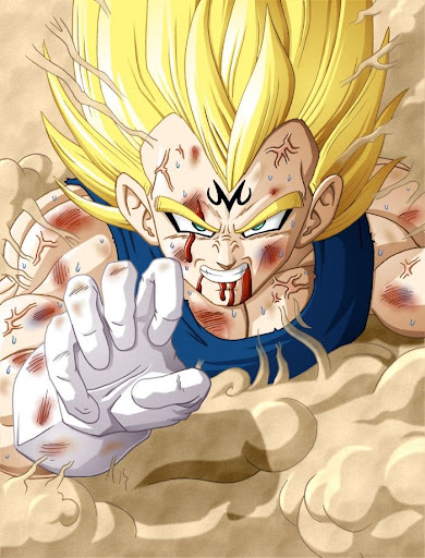 Dirty Prince by nekoni Megapost   Imagenes de Dragon Ball   Parte 3   Vegeta