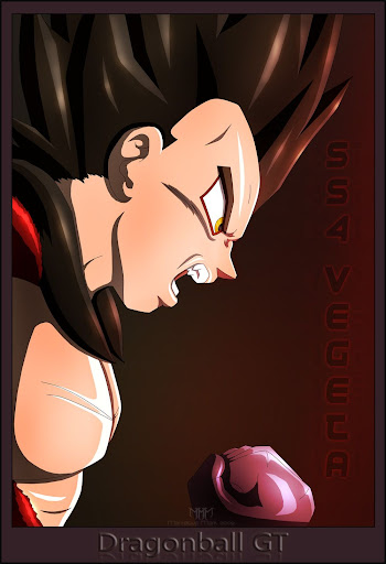 Super Sayain 4 Vegeta by MarvelousMark Megapost   Imagenes de Dragon Ball   Parte 3   Vegeta