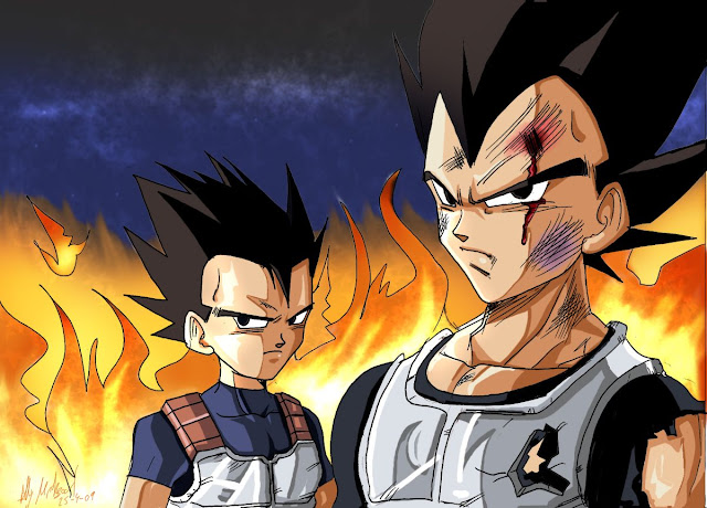 HERMANOS 2 by allymcbeal18 Megapost   Imagenes de Dragon Ball   Parte 3   Vegeta