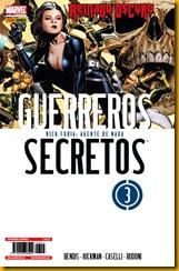 Guerreros Secretos 3