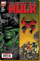 Hulk Increible 9