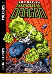 Savage Dragon Archivos 1