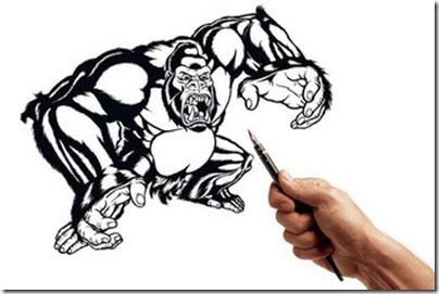 arte com grafitte-5